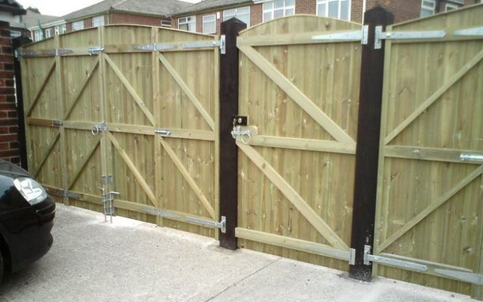 Gates built and fitted, Ossett, Wakefield, Leeds, bradfordbrothers.co.uk